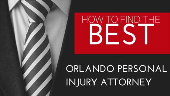 best Orlando Personal Injury Attorney