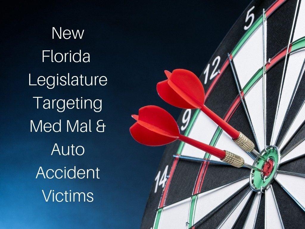 New Florida Legislature Medical Malpractice 2019