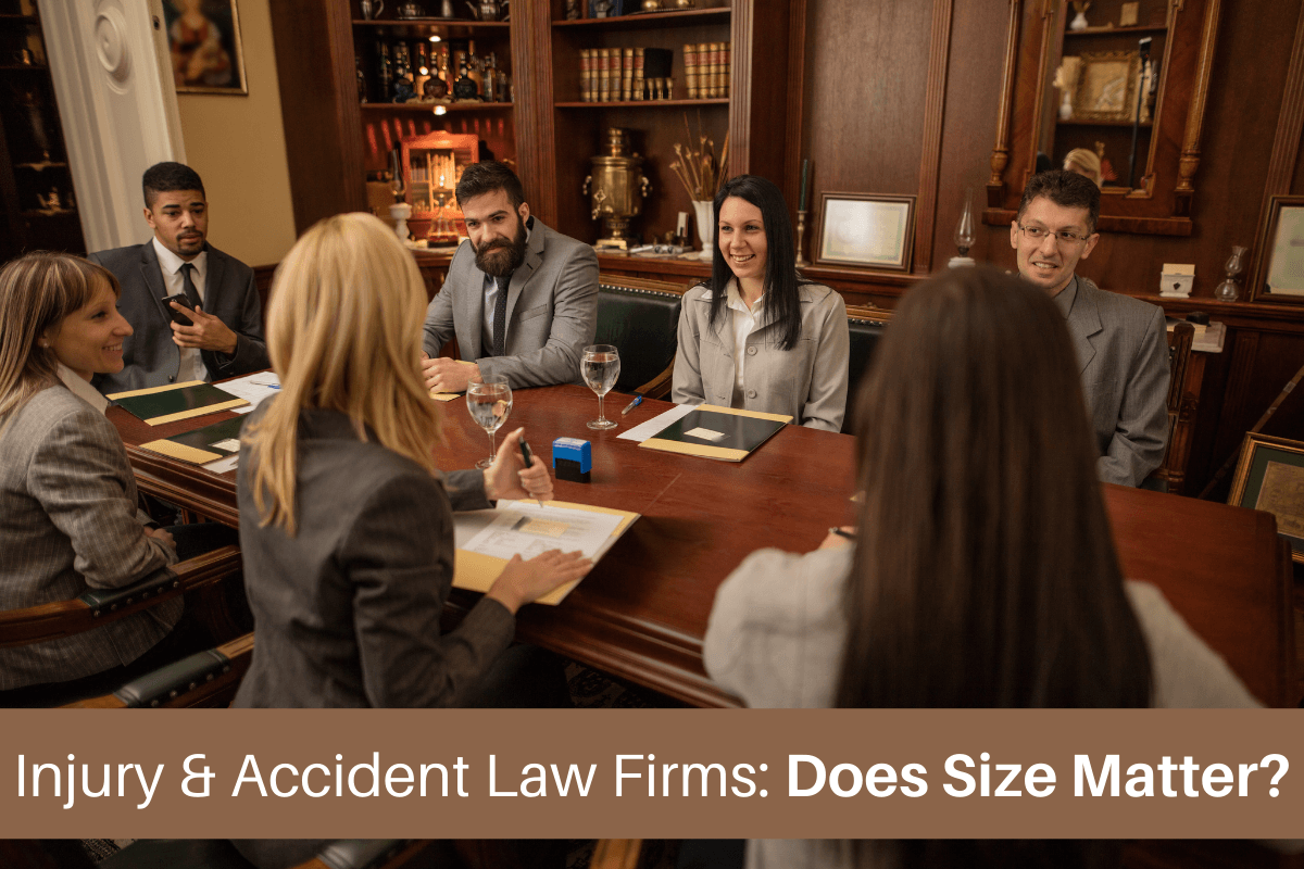 injury accident law firms florida does size matter
